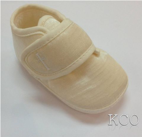 Style FJS002 Ivory~Boys Shoes